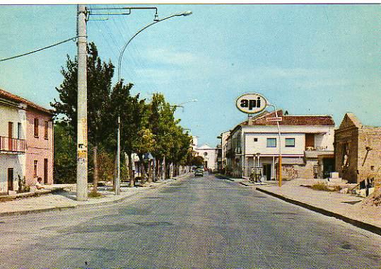 Cancello ed Arnone Via Consolare