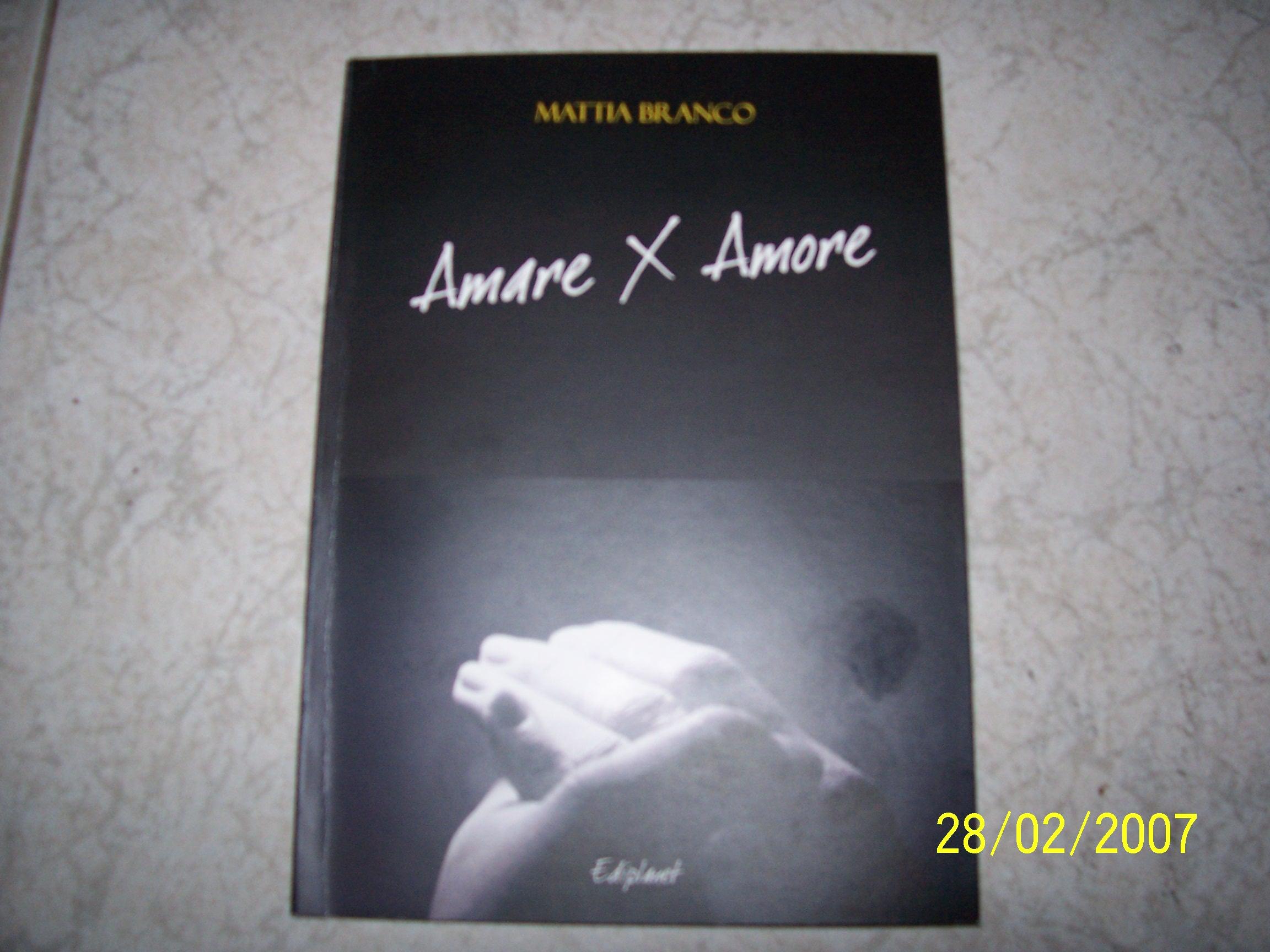 Amare x Amore