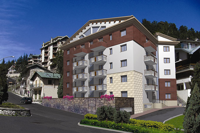 Roccaraso alexander residence tutti i perche di una for Piccoli piani di costruzione dell hotel