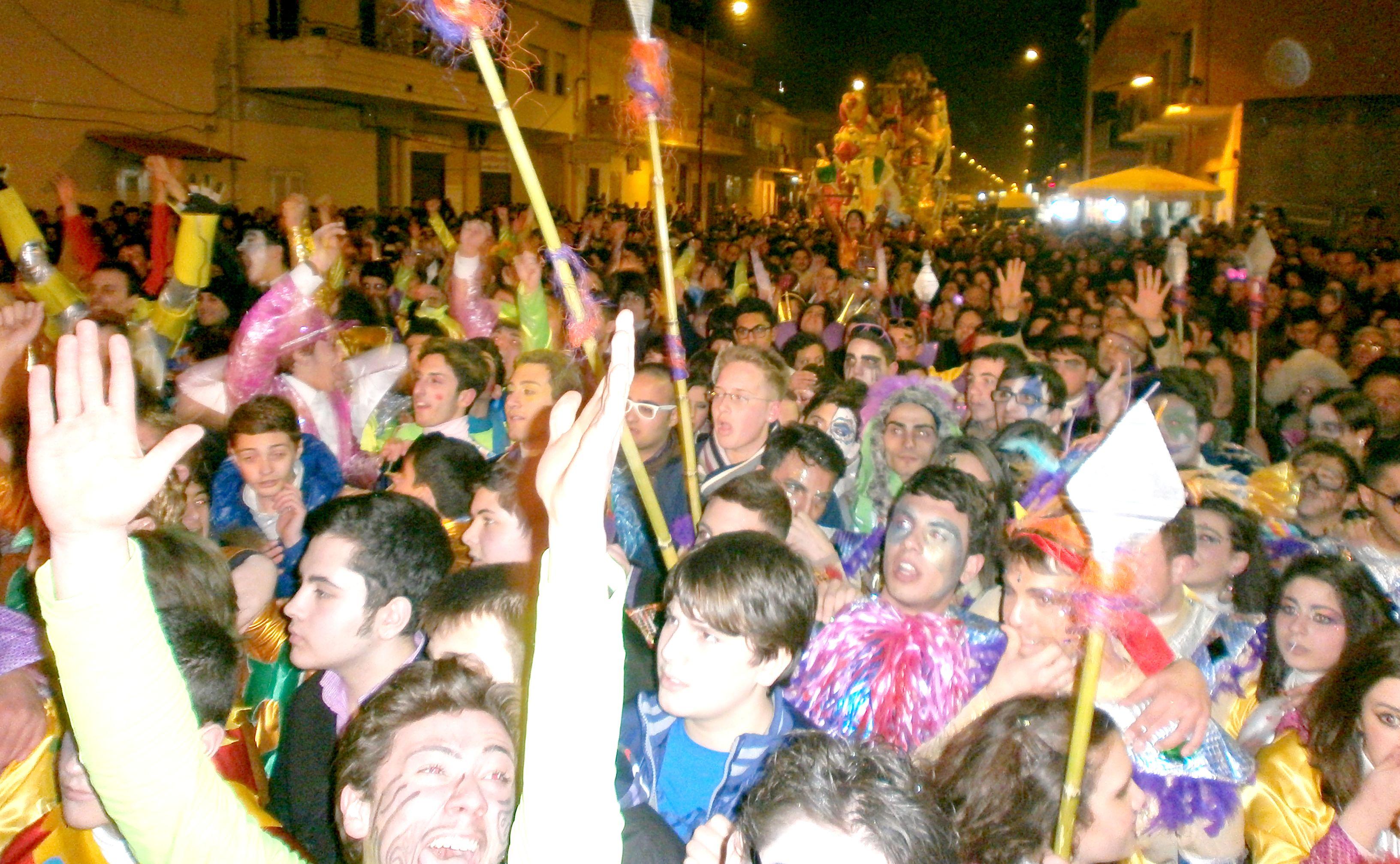 Carnevale A Villa L Literno