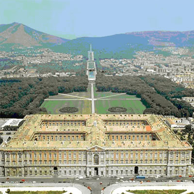 Palazzo Reale Cascata