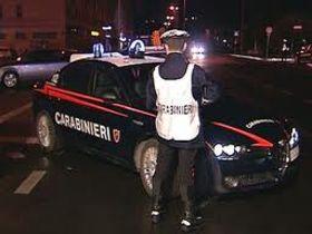 Pattuglia Carabinieri