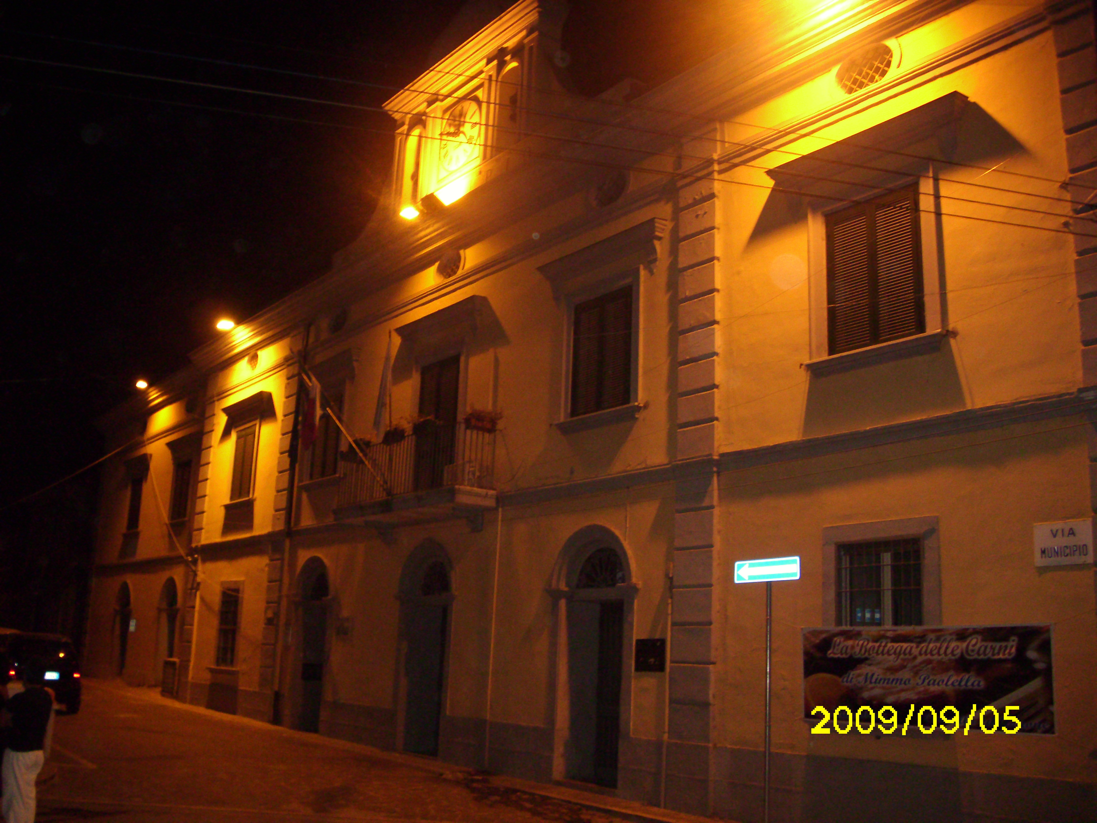 Municipio Cancello Arnone