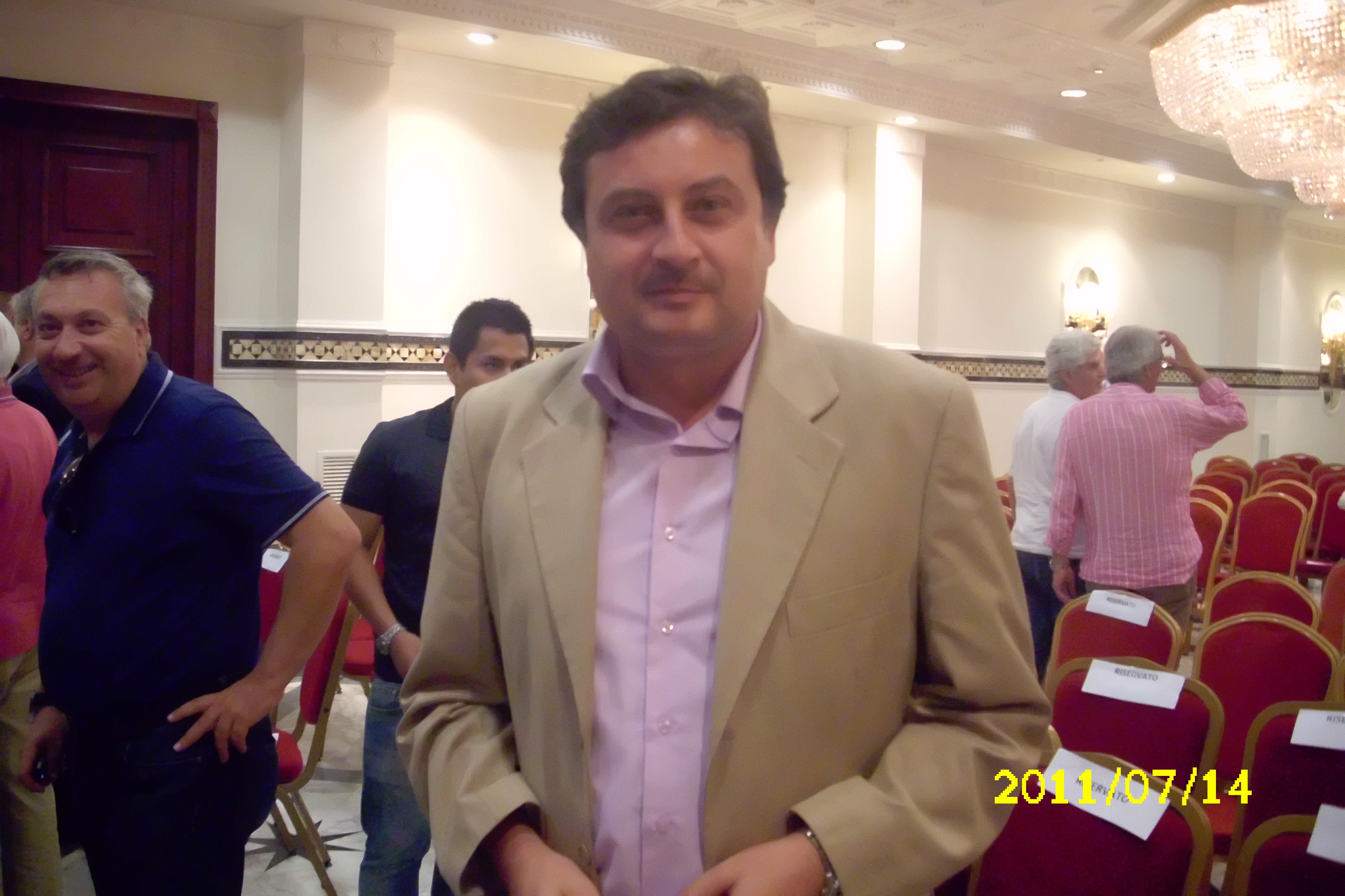 Cicala Gabriele Sindaco S.Marco E.