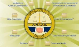 Logo ANPAR