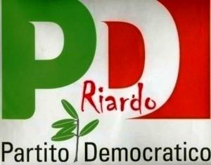 Riardo - Partito Democratico, logo