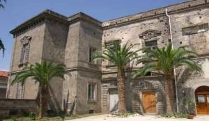 Castel Morrone Palazzo Ducale