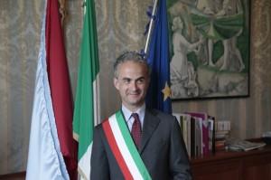 Pio Del Gaudio, sindaco Caserta