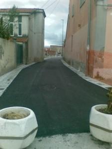S.Maria La Fossa Via Borsellino
