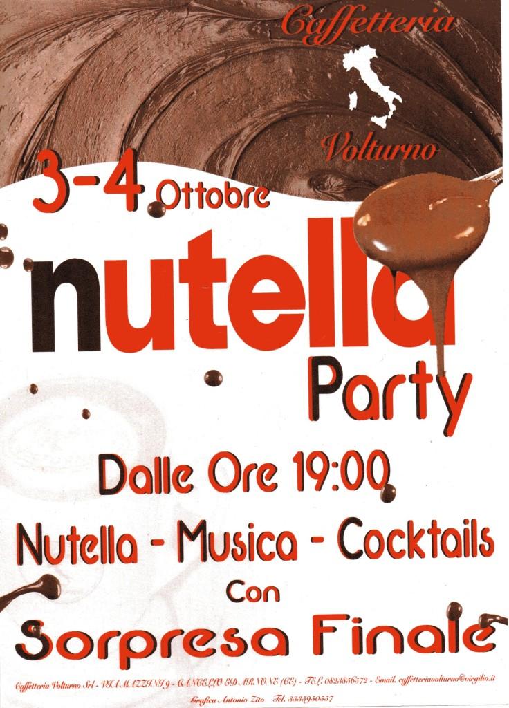 Nutella Party016
