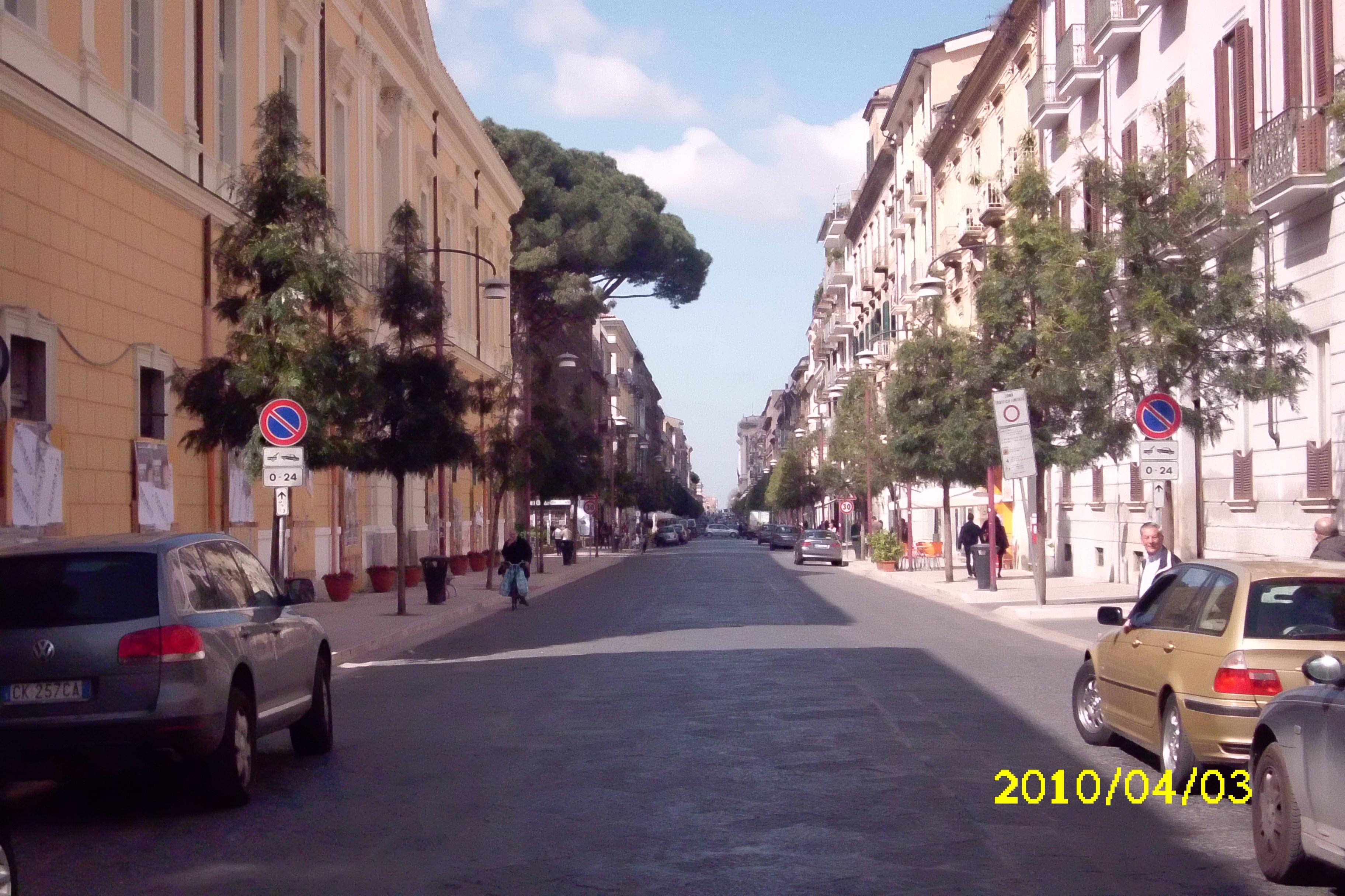 Caserta Corso Trieste