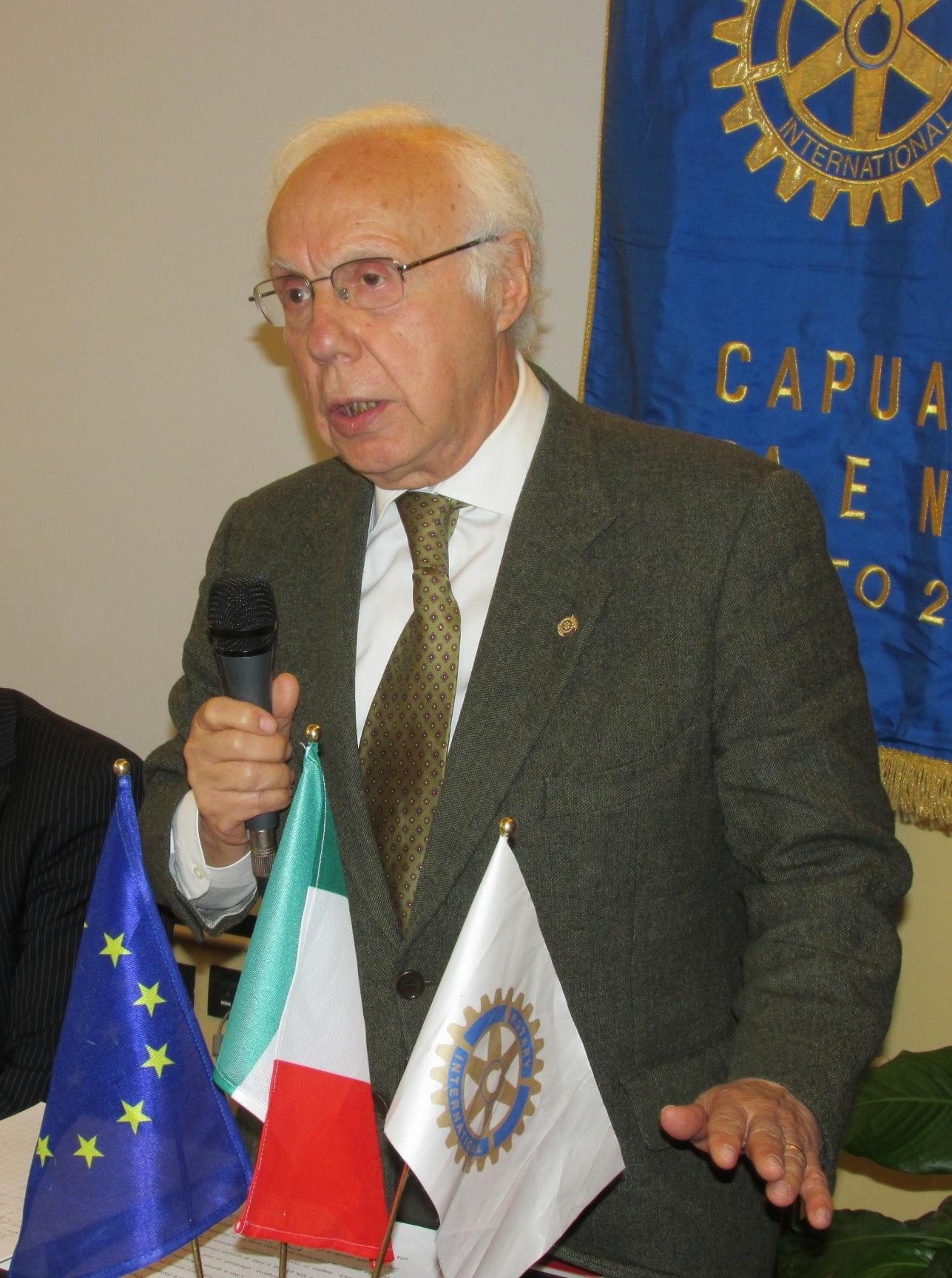 Ass. PALASCIANO Il presidente Antonio Citarella