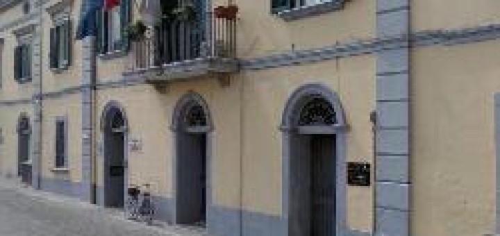 Cancello ed Arnone, Municipio