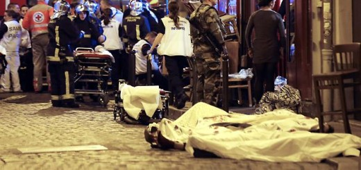 Parigi strage