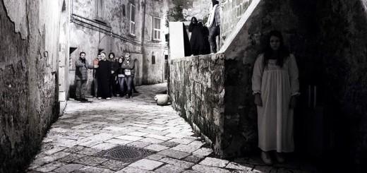 scene di 'Terrore al borgo'