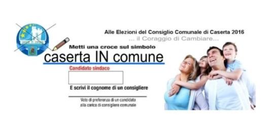 CASERTA IN COMUNE (Custom)