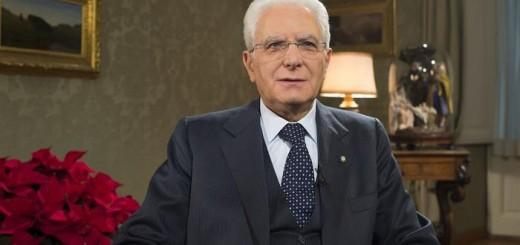 Mattarella discorso fine anno