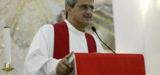 20110819- CRONACA -Caserta-il ritorno di Padre Antonello Giannotti dopo 17anni nella Chiesa del Buon Pastore-FOTO/AG. FRATTARI