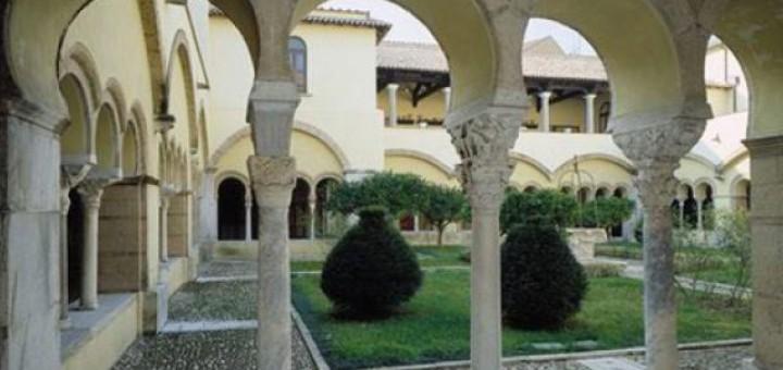 MuseoCampanoCapua_chiostro