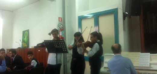Alunne sezione Violino