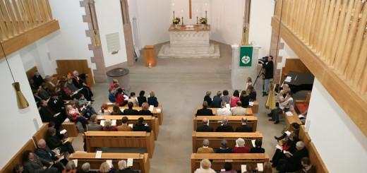 2010 Einsegnung Pfarrer Friedrich, Gemeinde Bozen
