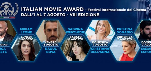 Ospiti Italian Movie Award 2016
