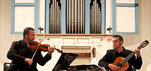 SatorDuo Paolo Castellani, violino Francesco Di Giandomenico, chitarra