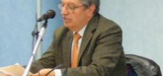 Il prof Paolo Gravante responsabile del Forum regionale delle Famiglie