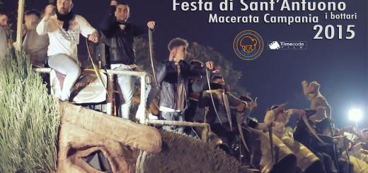Macerata campania Festa s.antuono