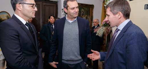 Schiavo, De Magistris, Fadeev