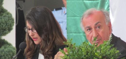 GRAZZANISE L'ex presidente Cerchiello ed il sindaco Gravante