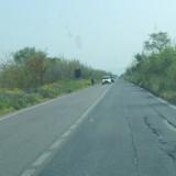Sp 333 nel tratto Cancello ed Arnone-Grazzanise