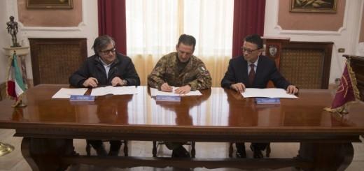 Giulio Liberatore, Nicola Terzano e Giovanni De Masi