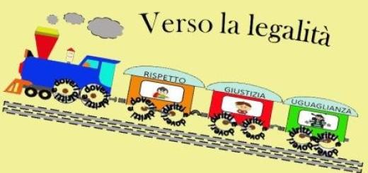 TRENO DELLA LEGALITA' 1