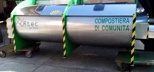 COMPOSTIERA DI COMUNITA' DEL COMUNE DI MARIGLIANO