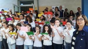 Marcia della Pace flauti