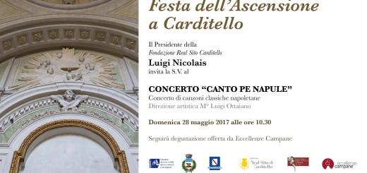 Concerto Canto pe Napule - 28 maggio