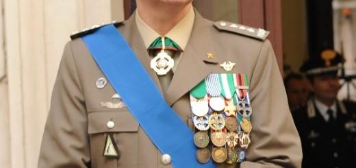 MORA CLAUDIO1, GENERALE CORPO D'ARMATA, SOTTOCAPO DI STATO MAGGIORE E.I.