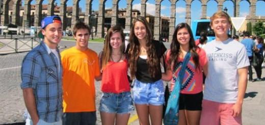 Studenti vacanze