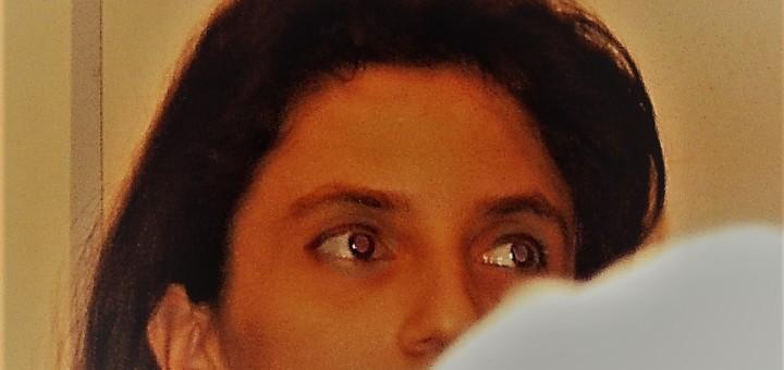 Adriana Caprio ou la profondeur