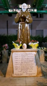 Padre Pio restaurato