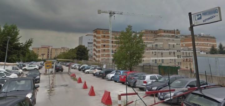 Parcheggio ospedale caserta