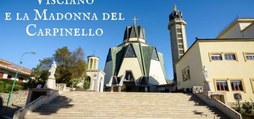 Viggiano - Santuario Madonna del Carpinello