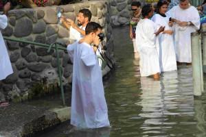 Il Battesimo nel Giordano