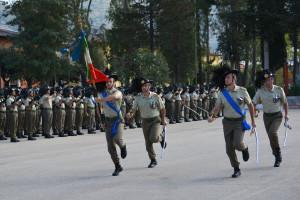 La Bandiera di Guerra fa il suo ingresso (1)