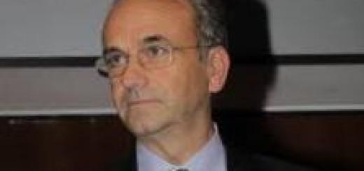 Carlo Borgomeo presidente Fondazione con il Sud