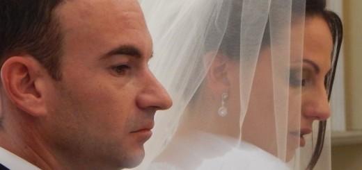 Gerarda Nobile e Antonio Caianiello sposi