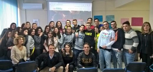 Gruppo Liceo Scientifico E. Segrè San Cipriano d'Aversa