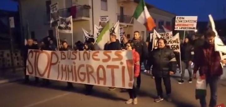 Immigrati no
