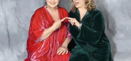 Marisa Laurito e Iva Zanicchi in DUE DONNE IN FUGA